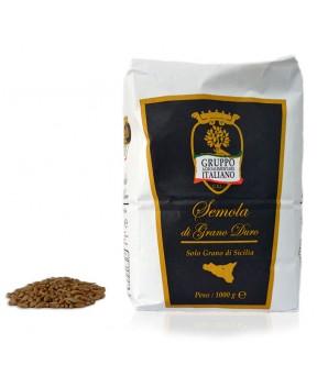 Semola di grano duro (varietà moderne) BIO - Dìaita - 1kg