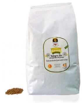 Farina mix di grani antichi siciliani (varietà antiche) BIO - Dìaita - 1kg